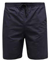Pier One Technical Shorts Dark Blue