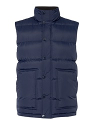 Criminal Cloud Gilet Navy