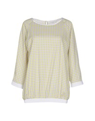 Anonyme Designers Shirts Blouses Women Yellow