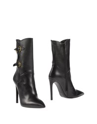 Giancarlo Paoli Footwear Ankle Boots Women Black