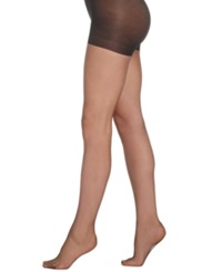 Hanes Sheer Absolutely Ultra Sheer Control Top Tights Hosiery Natural