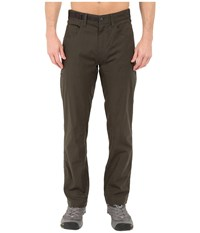 Black Diamond Lift Off Pants Ted Men's Casual Pants Brown