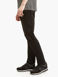 Valentino Black Denim Rockstud Trousers