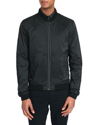 Ikks Fake Monotone Black Jacket