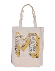 Maison Scotch Handbags Ivory