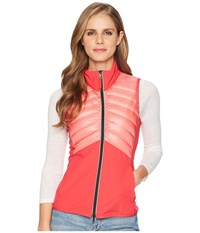 Bogner Fire And Ice Bree D Light Lipstick Vest Red