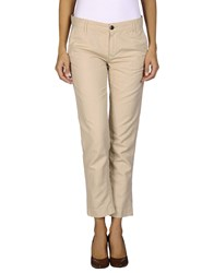 Fred Perry Trousers Casual Trousers Women Sand