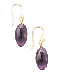 Ted Muehling Amethyst Berry Earrings Amethyst