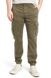 Boss Orange Men's Shay Cargo Jogger Pants