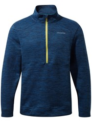 Craghoppers Men's Vector Lightweight Half Zip Fleece Bruise