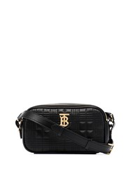 Burberry Micro Quilted Leather Camera Bag 60