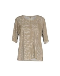 Fine Collection Blouses Sand