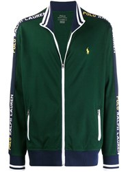 Polo Ralph Lauren Zipped Active Jacket Green