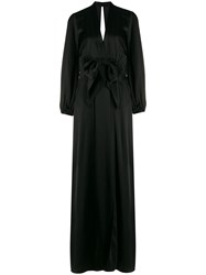 Temperley London Grace Draped Bow Gown 60