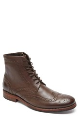 Rockport Men's Wyat Wingtip Boot