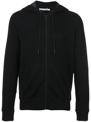 Vince Hooded Sweatshirt Black