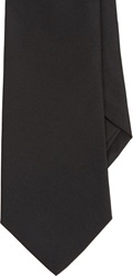 Ralph Lauren Black Label Silk Neck Tie Black