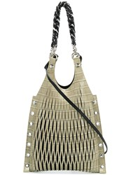 Sonia Rykiel Le Baltard Tote Nude And Neutrals