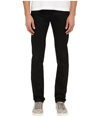 Naked And Famous Super Skinny Guy Power Stretch Denim Jeans Black