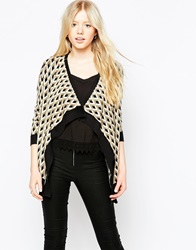Jovonna Farancine Knit Jacket Multi