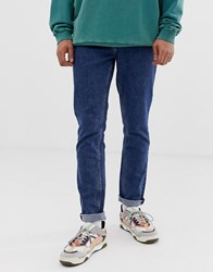 Cheap Monday Sonic Slim Fit Jeans In Norm Core Blue