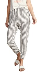 9Seed Amagansett Drop Pants Hickory Stripe