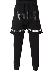 Haculla Track Short And Pant Set Black