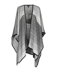 St. John Capes And Ponchos Black