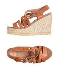 Toni Pons Footwear Sandals Brown