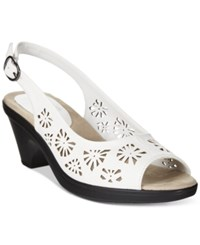 Easy Street Shoes Easy Street Kaley Slingback Dress Sandals Women's Shoes