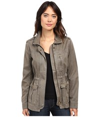 Sanctuary Military Jacket Military Women's Coat Olive