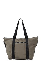 Le Sport Sac Large On The Go Tote Gravel
