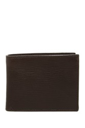 Star Usa By John Varvatos Barret Leather Billfold Brown