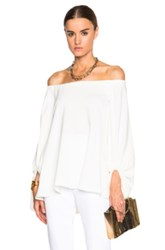 Camilla And Marc Magnetism Top In White