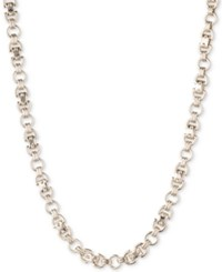 Dkny D Link Collar Necklace Created For Macy's Gld