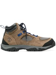 Timberland Hiking Sneaker Boots Brown
