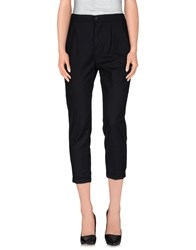 .Tessa Trousers Casual Trousers Women Black