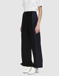 Nehera Povaz Mixed Material Pant Black Navy