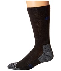Carhartt Force Extremes Crew Socks 1 Pair Pack Black Men's Crew Cut Socks Shoes