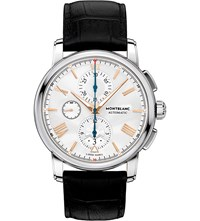 Montblanc 114855 4810 Watch Stainless Steel