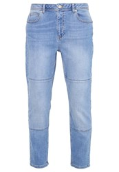 Whistles Relaxed Fit Jeans Denim Blue Denim