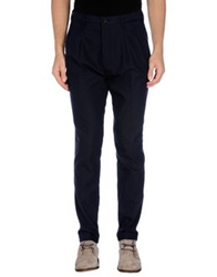 Gazzarrini Casual Pants Dark Blue