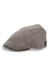 Ted Baker London Flat Cap Taupe