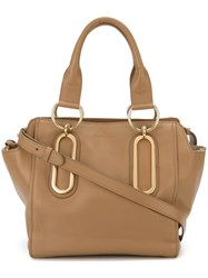 See By Chloe 'Paige' Tote Nude And Neutrals