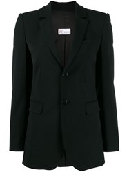 Red Valentino Smoking Blazer Black