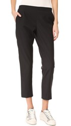 6397 Pull On Trousers Black Ripstop