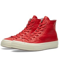 Converse Chuck Taylor 1970S Hi Debossed Leather Red