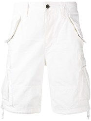 Polo Ralph Lauren Cargo Shorts White