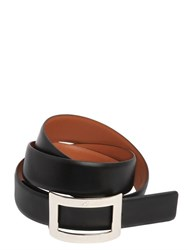 Roger Vivier 30Mm Reversible Leather Belt