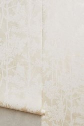 Anthropologie Sprouted Wallpaper Beige